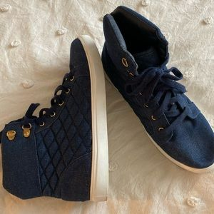 High Top Fashion Sneakers